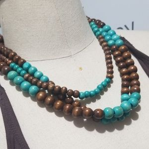 Fashion Jewelry Jewelry - Wooden Necklace